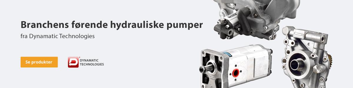 Dynamatic Pumps